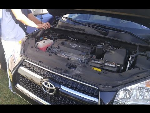 hqdefault access remove install fuse box covers on toyota rav4 youtube 2007 toyota rav4 fuse box at nearapp.co