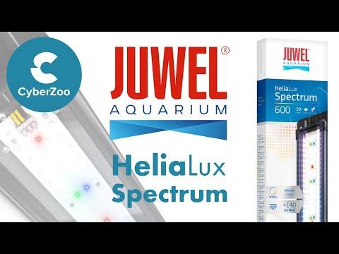 Juwel HeliaLux Spectrum + SmartControl: Installera och unboxing