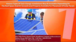 Best Solar Power (Energy Panels) Installation Company in Wakefield Massachusetts MA
