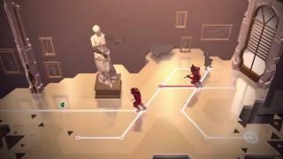 Deus Ex Go Walkthrough | Level 4 (iOS / Android)