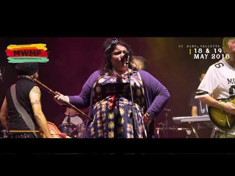 Malta World Music Festival 2018 Artists