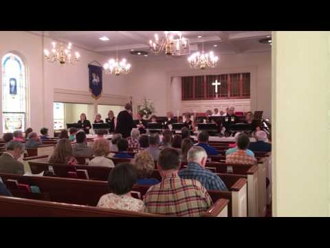 """Halleujah"" performed by Bells of Joy, FUMC, Bastrop, LA"