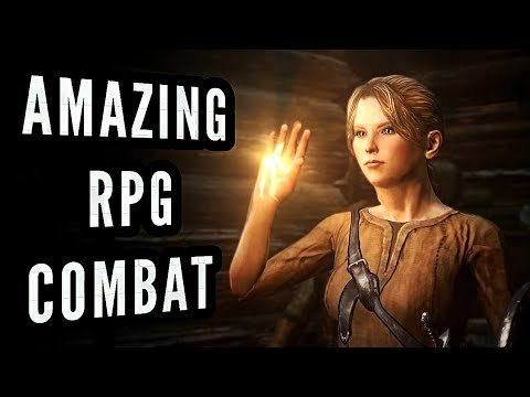 RPG With The Best Action Combat System