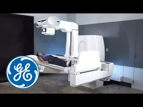 GE Healthcare Xray: Discovery RF 180  Overview Video – One System Designed For All