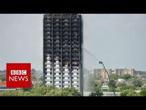 Grenfell Tower: Hotpoint fridge freezer started fire- BBC News
