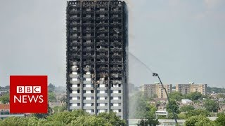 Grenfell Tower: Hotpoint fridge freezer started fire- BBC News