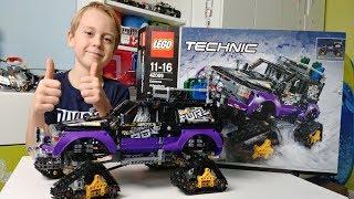 LEGO TECHNIC 42069 - NAJWIĘKSZY i NAJLEPSZY  ZESTAW NA 40-LECIE