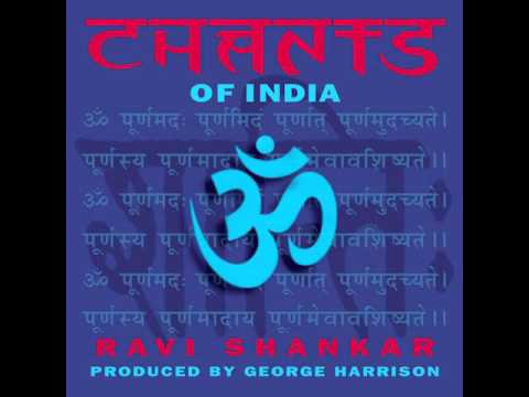 Ravi Shankar - Chants Of India - Produced by George Harrison