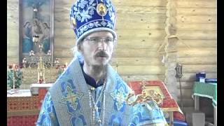 Проповедь Владыки Вениамина после литургии и благодарность настоятеля протоиерея Валериана Бугаенко(, 2013-08-06T09:02:55.000Z)