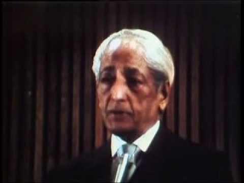 J. Krishnamurti - San Diego 1970 - Public Talk 2 - Can the human mind be completely free of fear?