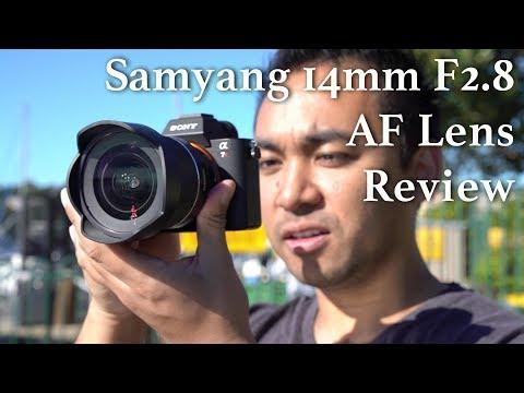 Samyang 14mm F2.8 AF Lens Review | John Sison