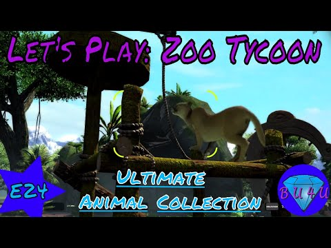 Canada: Sauce America - Zoo Tycoon: Ultimate Animal Collection | South American Campaign 1