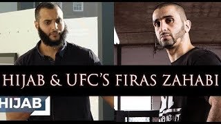 Discussion with UFC's Firas Zahabi on Randomness, God and the Universe