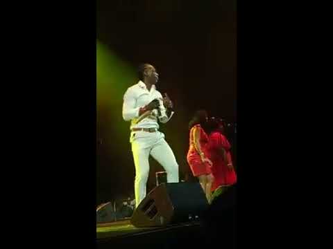 Lukie D Live Performance (Lukie D & Sanchez @Troxy, East London) [Part 1]