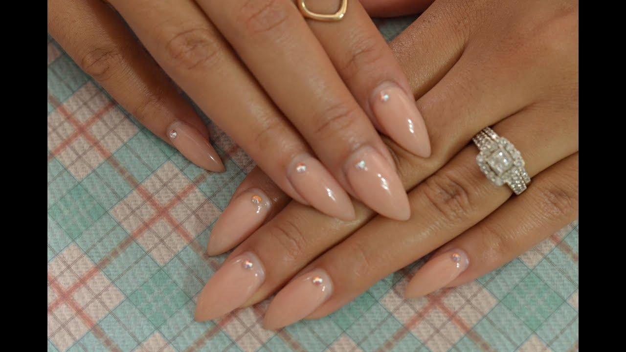 What\'s On My Nails| |DivaDollFlawless - YouTube