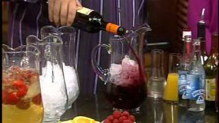 Impress your guests with cheap & easy cocktails
