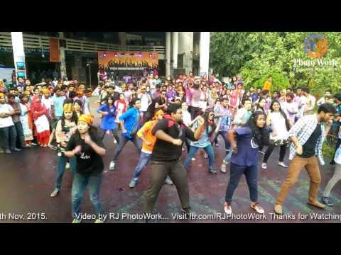 """Flash Mob"" Chittagong University Public Administration #RAG30 Video by RJ PhotoWork"