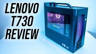 Lenovo Legion T730 Gaming PC Review (9900K/RTX 2080)