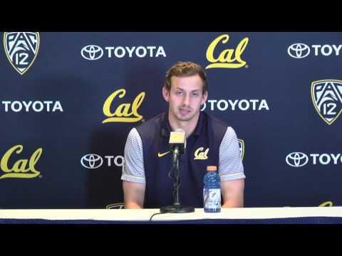 Cal Football: Davis Webb Press Conference (11/8/16)