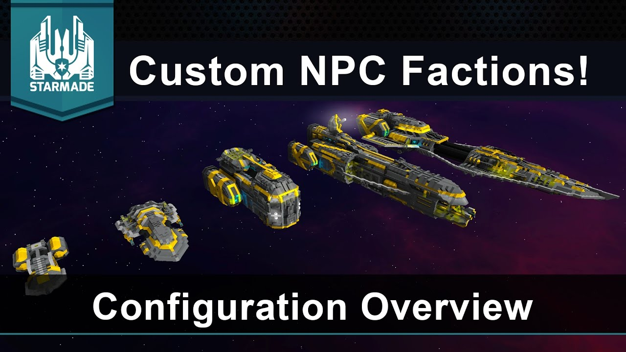 CNPC Tutorial 08 Factions and Jobs - YouTube Gaming