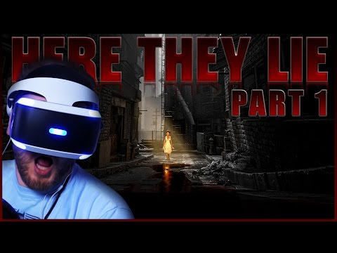 Here They Lie - Part 1 [PSVR] ◄ Motion Sickness Arrives ► Playstation VR