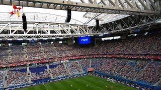 Россия уверенно расправилась с Новой Зеландией в матче открытия Кубка Конфедераций