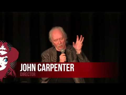 CALGARY  EXPO 2013: JOHN CARPENTER