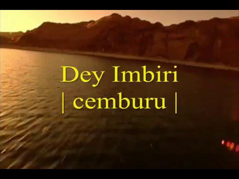 Cemburu - Dey Imbiri