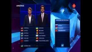 Росію освистано на Євробаченні-2014 / Russia gets booed at Eurovision-2014