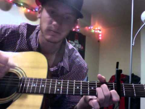 How to Play Jesus In Disguise on Guitar (Brandon Heath) - YouTube