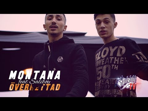 Montana ft Saliboy - Överhettad (officiell video) | @officiallmontana prod @mattecaliste