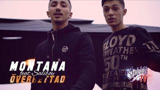 Montana ft Saliboy - Överhettad (officiell video) | @officiallmontana prod @mattecaliste