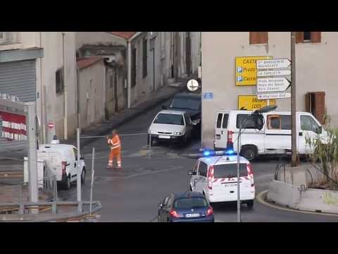 Private Ambulance Marseille Responding