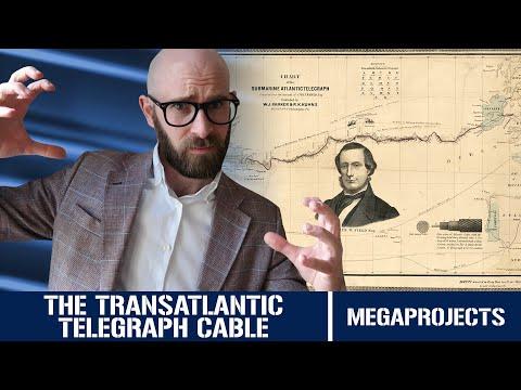 The Transatlantic Telegraph Cable: A Tale of Extraordinary Perseverance