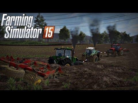 Farming Simulator 15 - Teaser Trailer | PS4, PS3提供元: YouTube · HD · 期間:  53 秒 · 222.000 回以上の視聴 · 9-4-2015 にアップロードされたビデオ · PlayStation がアップロードしたビデオ