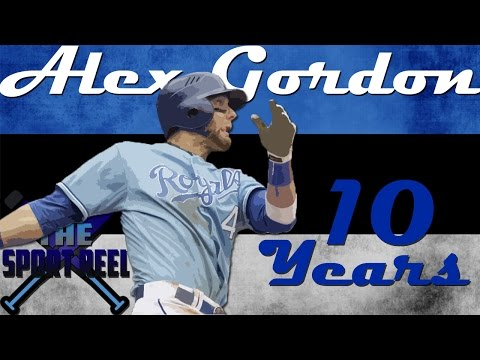 Alex Gordon: 10 Years (HD)