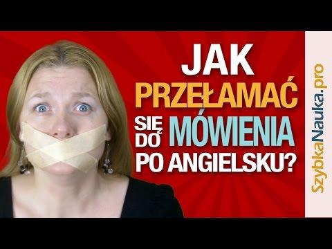Jak Przełamać Blokady Przed Mówieniem Po Angielsku? from YouTube · Duration:  25 minutes 49 seconds