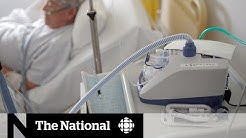 Canada could face ventilator shortage within weeks