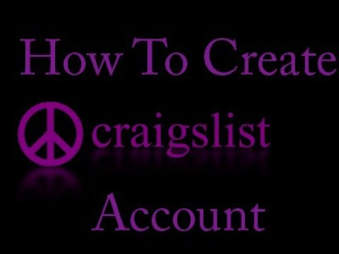 How To Create Craigslist Account | Bangla | By| microsYs