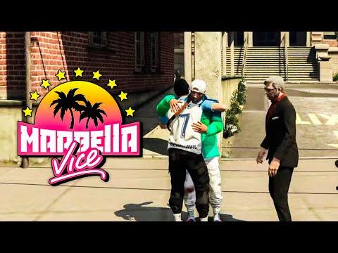 MI PRIMO WANILLO HA LLEGAO, ZE LÍA 👊 - Marbella Vice 🌴 #8
