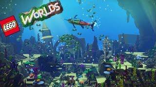 LEGO® svět 06: Podmořský svět | Minecraft Box