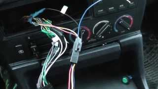 Как подключить автомагнитолу(Постарался рассказать и всех моментах связанных с подключением автомагнитолы. Видео в основном для тех..., 2014-12-25T08:02:38.000Z)