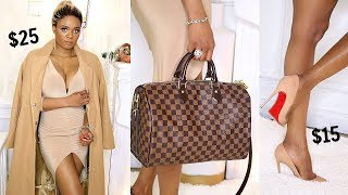 BOUJEE ON A BUDGET : HOW TO LOOK EXPENSIVE WITHOUT BREAKING THE BANK   OMABELLETV
