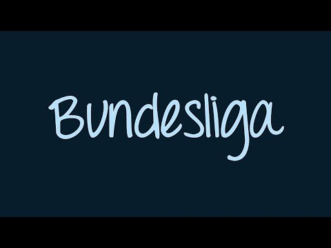 Bundesliga  | What is it? | YouLearn Beginner Introduction