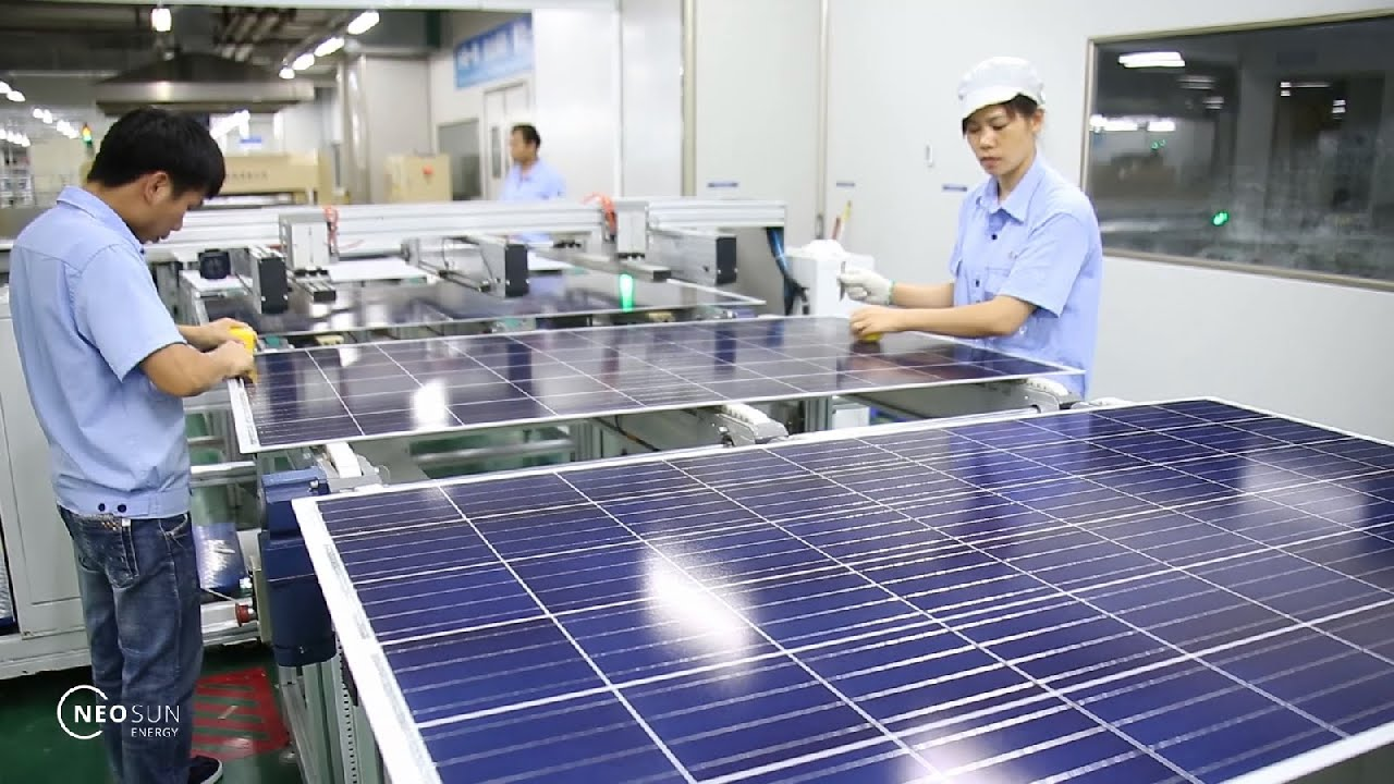NEOSUN Energy | Solar panel manufacturer and supplier