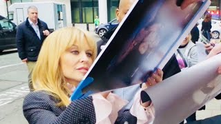 Kylie Minogue in London 09 03 2018 (2)