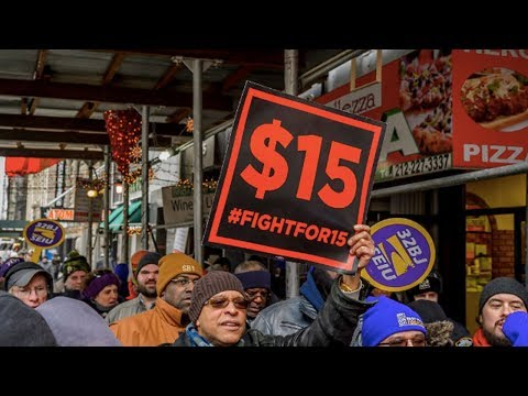 Longest Period Without Fed Minimum Wage Increase Since Law Enacted in 1938