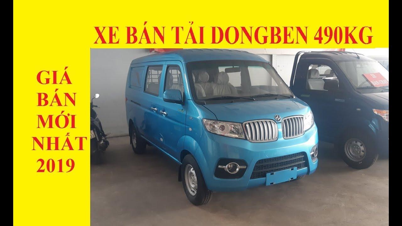 Giá Bán Xe Dongben 5 Chỗ Ngồi Mới Nhất 2019