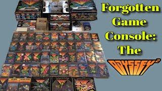 Forgotten Game Console: Tнe Magnavox Odyssey 2