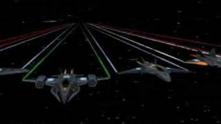 Freedom Space Force Starfighter 2108 - PC game